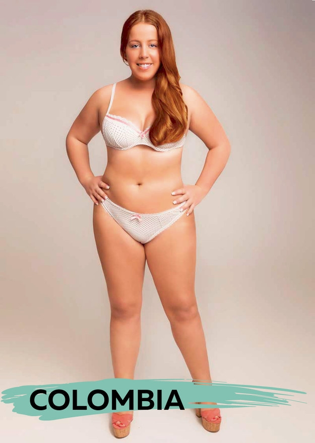 Woman Photoshopped Her Body To Show the Ideal Picture