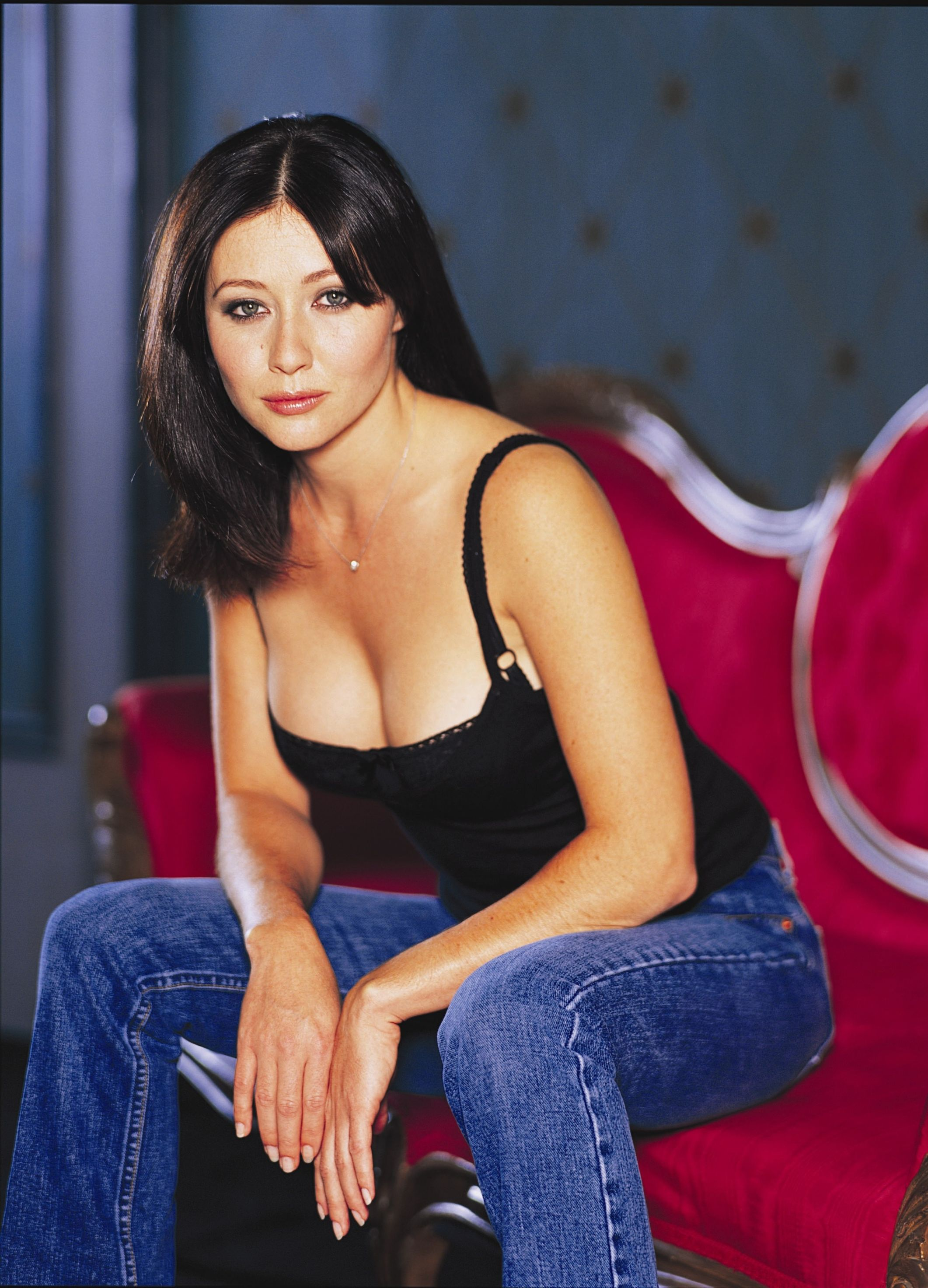 Shannon Doherty- Playboy Magazine Subscription