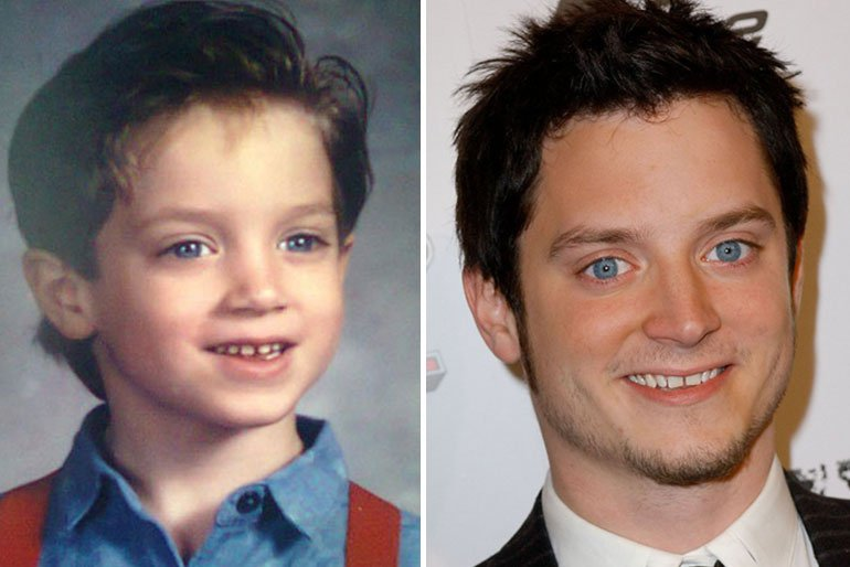Elijah Wood-grown up actors