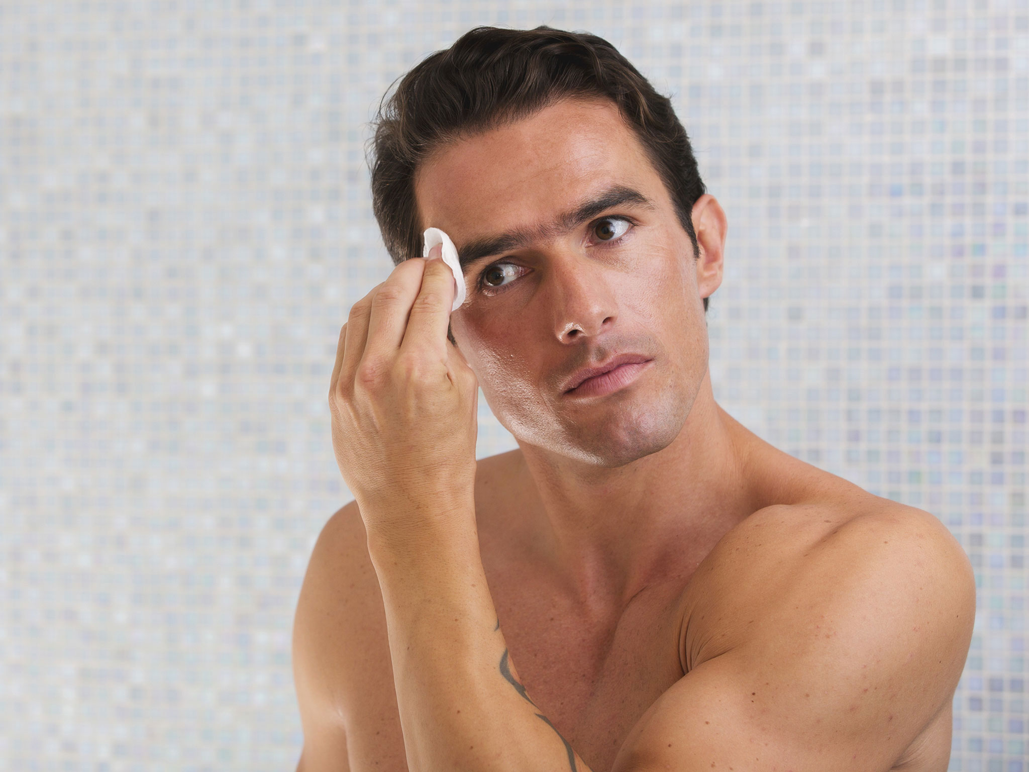 male beauty tips