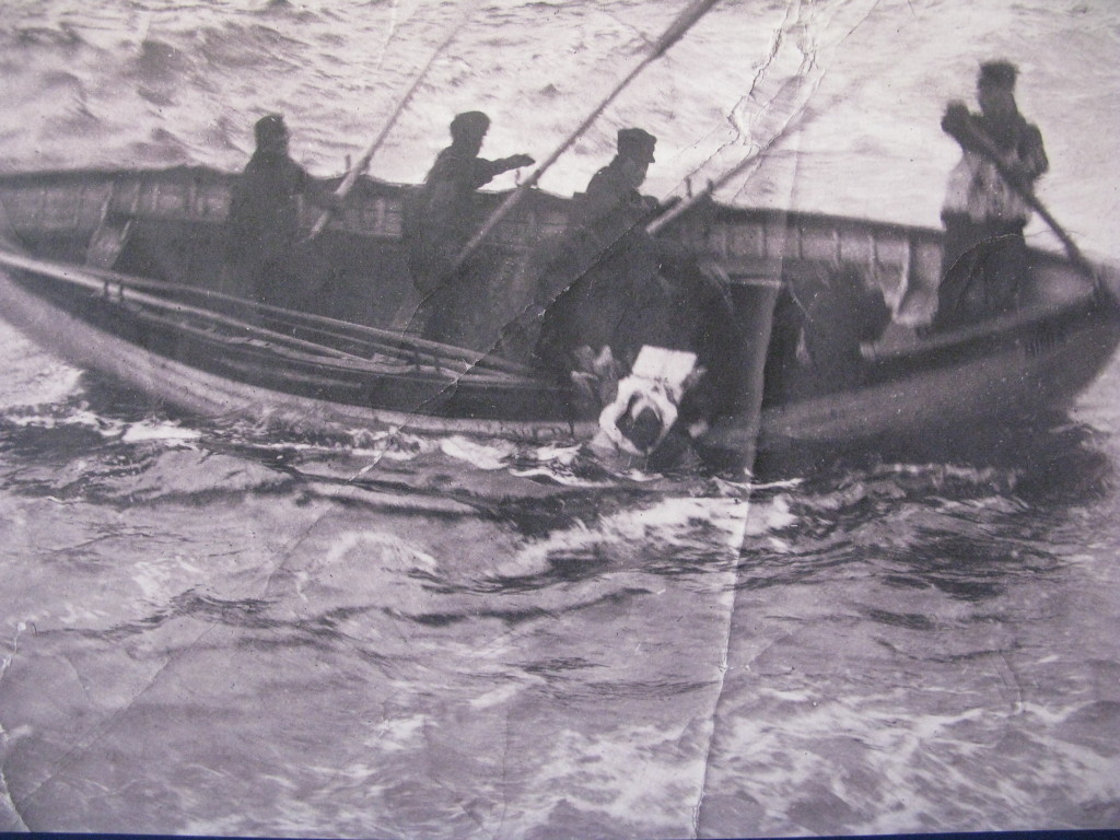Minia boat crew