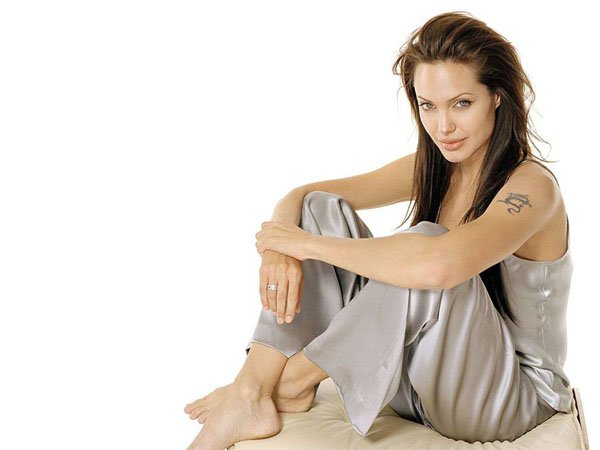 angelina jolie now
