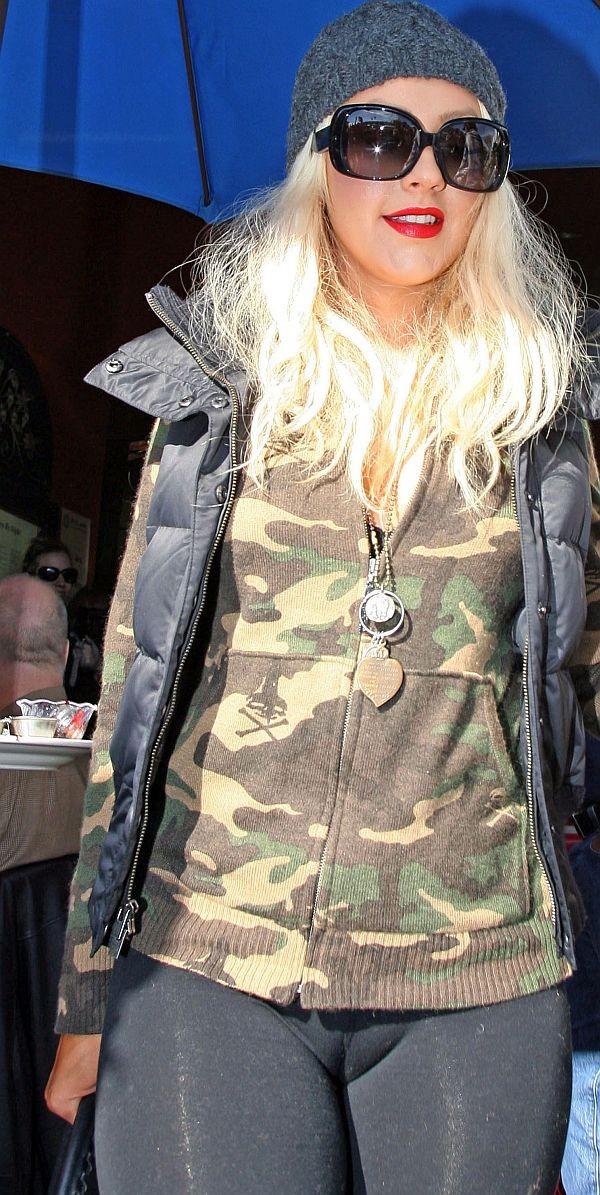 Christina Aguilera (again)