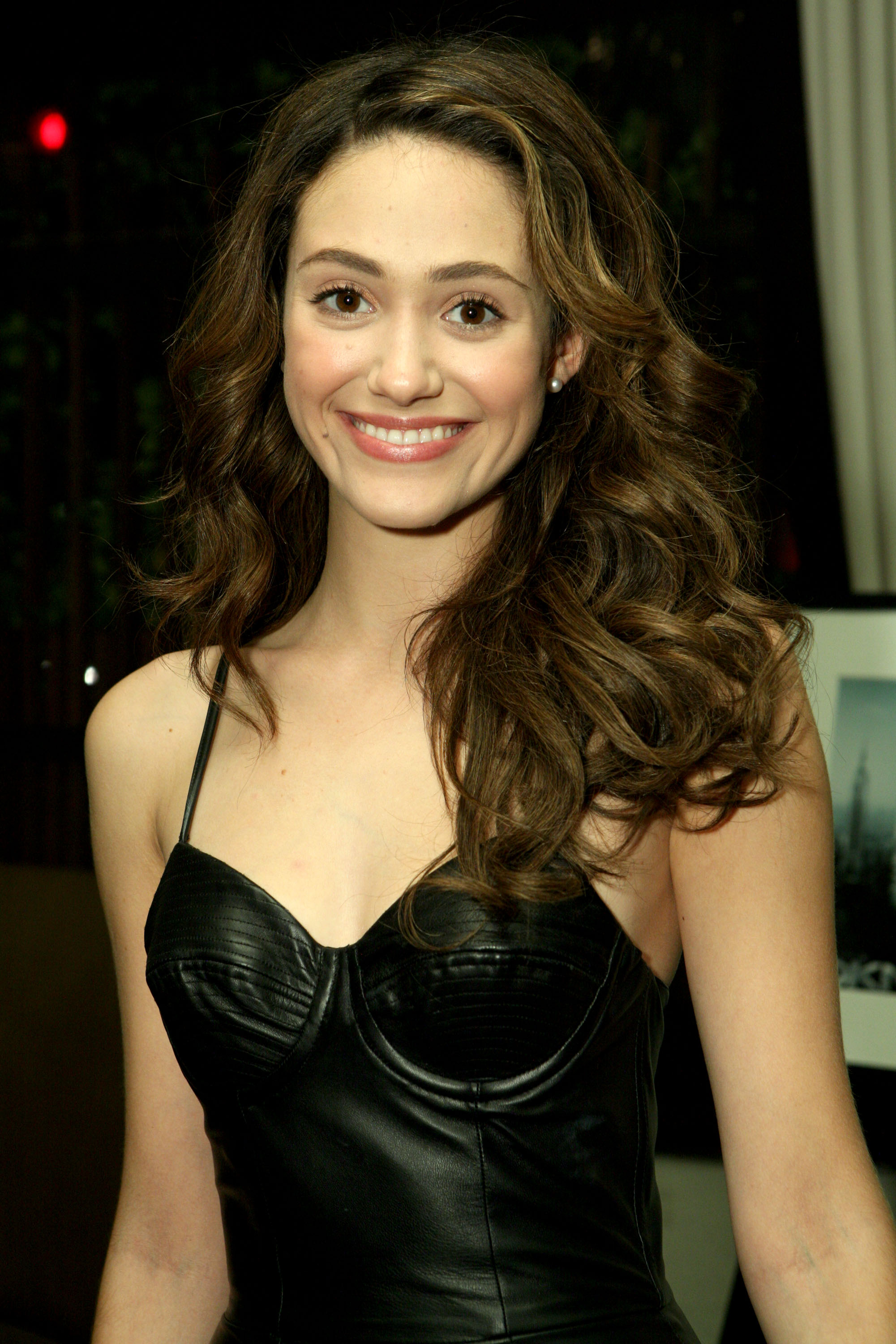 emmy rossum surprised fans by sharing sexy photos