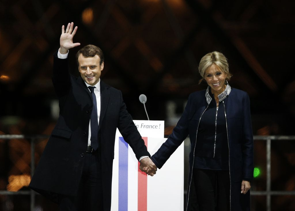 Macron's Victory in France