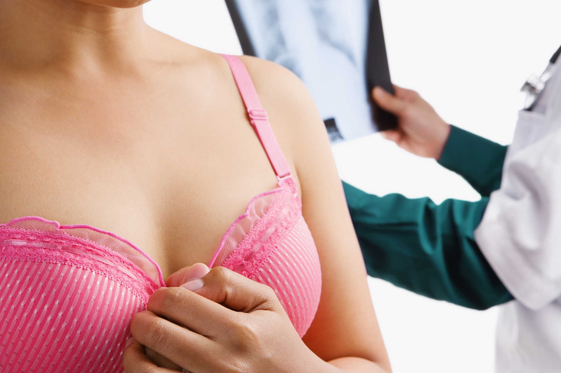 Breast Cancer Is Less Likely In Smaller Boobs