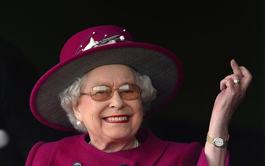 Queen Elizabeth II-V70