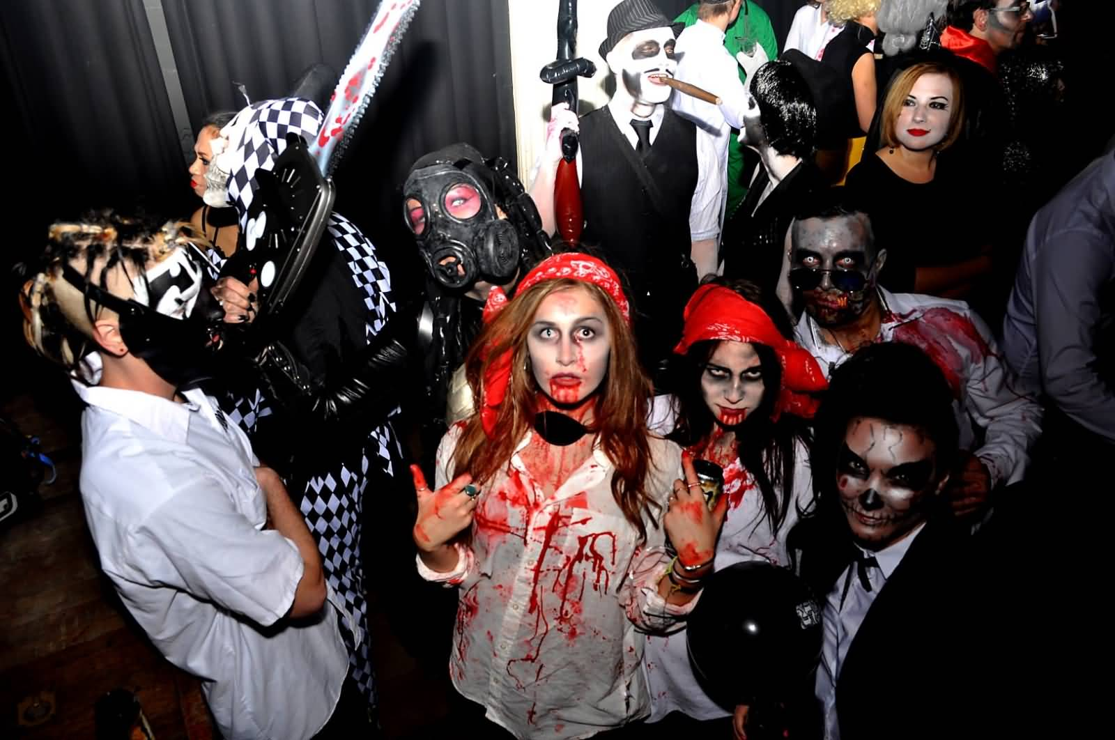 5 tips for a scary good halloween party