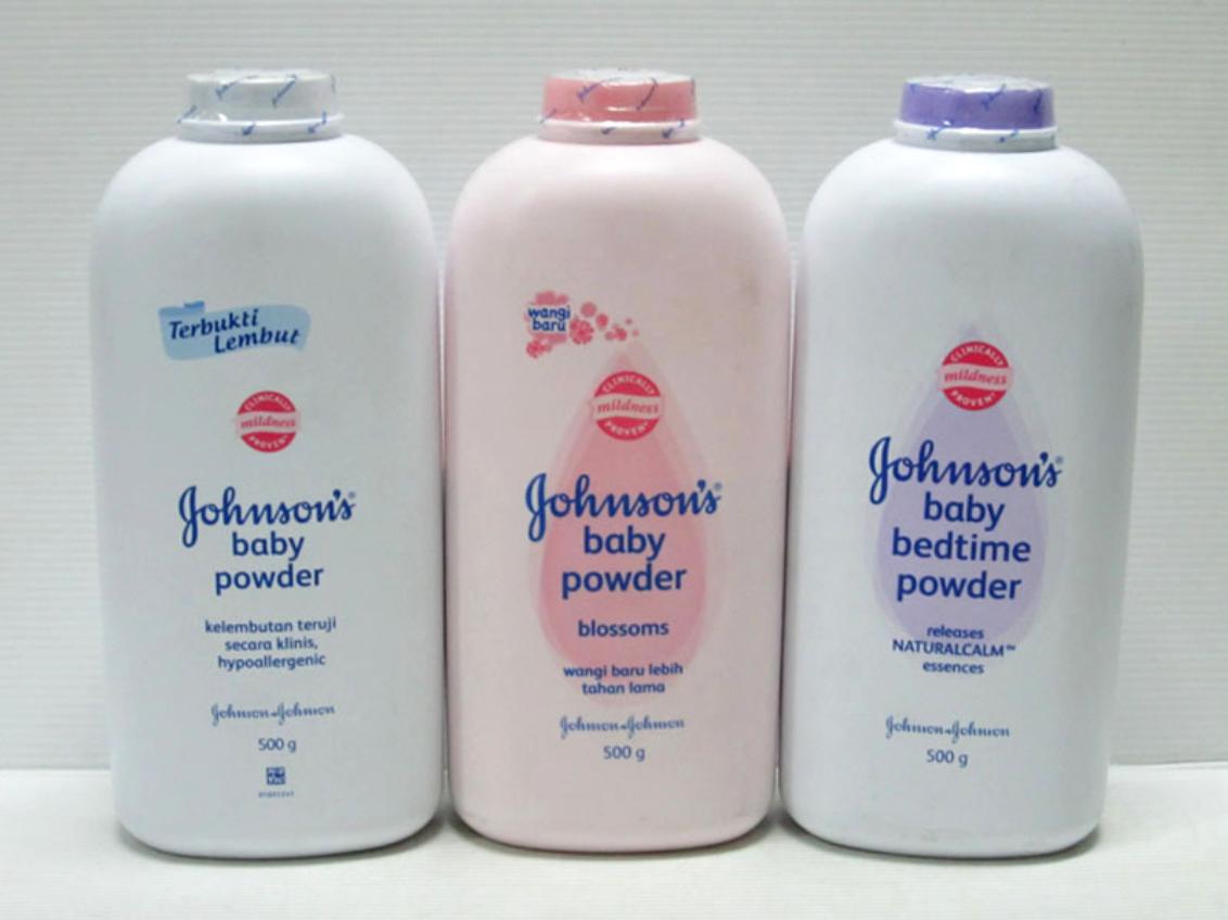 Johnson & Johnson Talcum Powder -V9