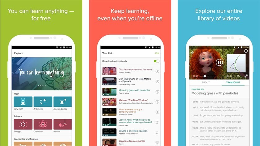 educational apps for android