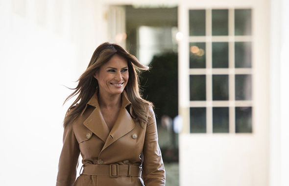 How Old Is Melania Trump