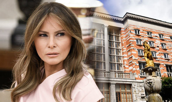 Melania Trump Does Not Have A Degree