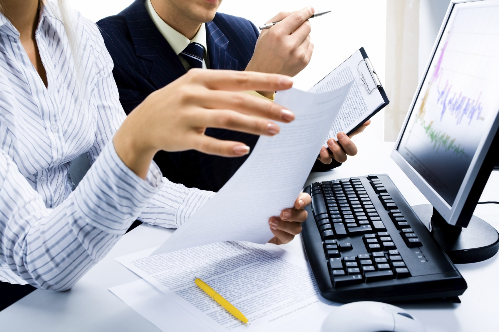 Technical Aspects of the Payroll Services