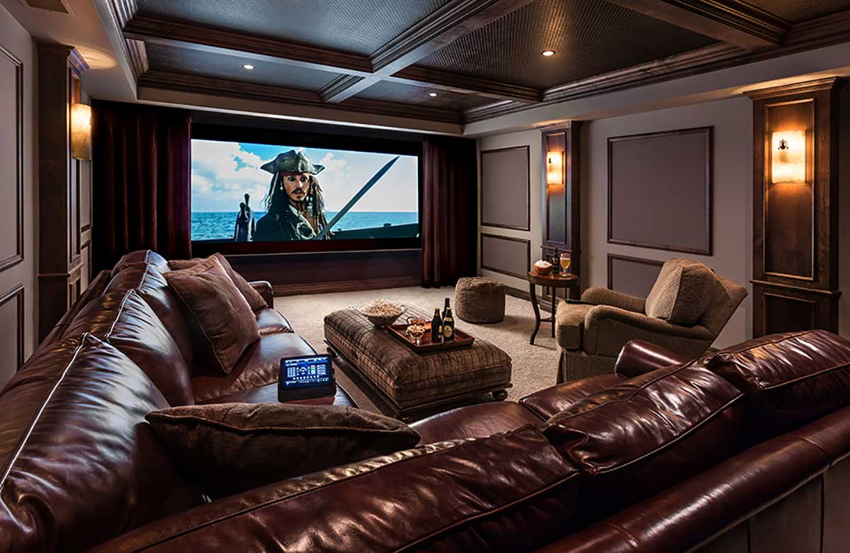 Find The Perfect Projector For Your Home Theater