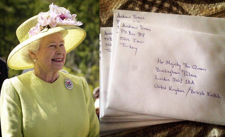 Queen Elizabeth II-V72