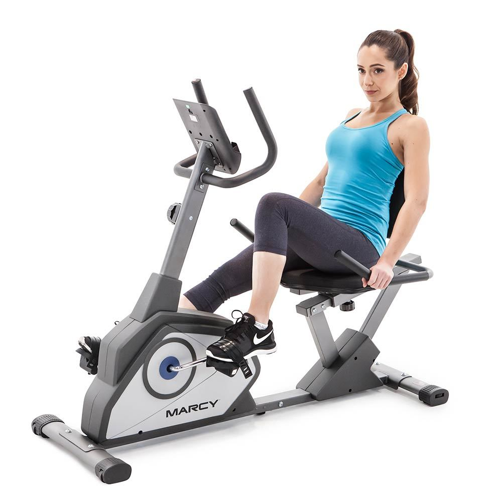 Vertical Climber Machines Or Recumbent Bikes