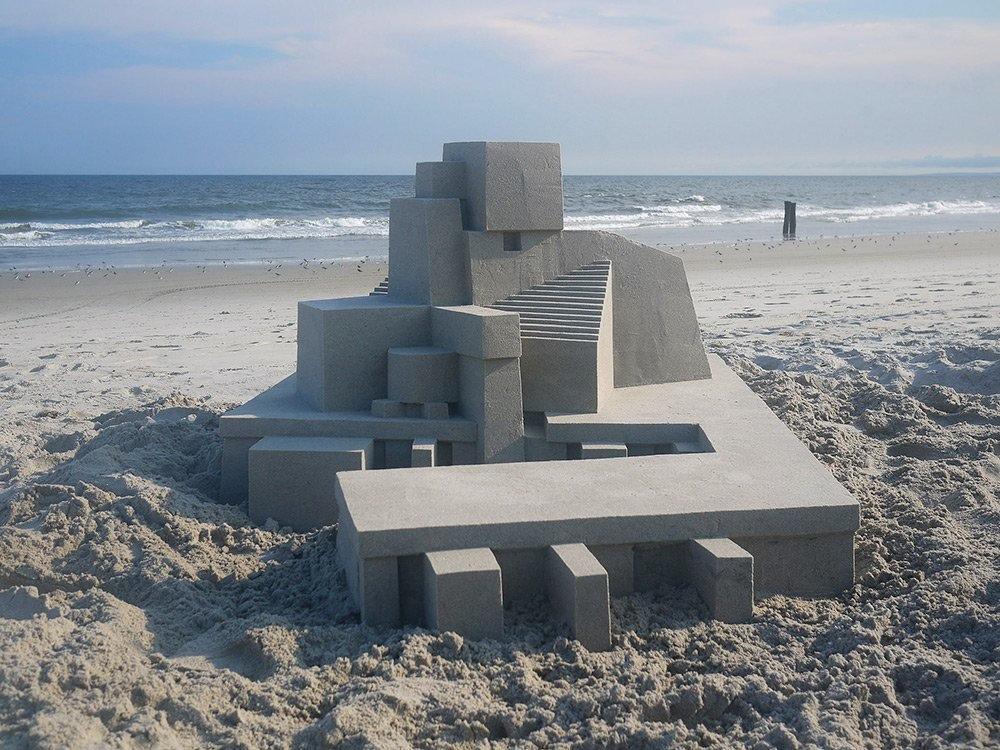 Sand Castel