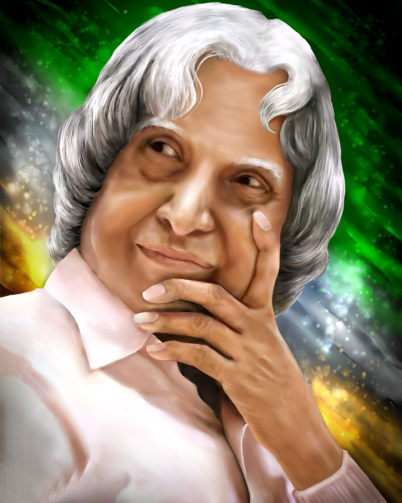 essay about the my inspiration of dr abdul kalam