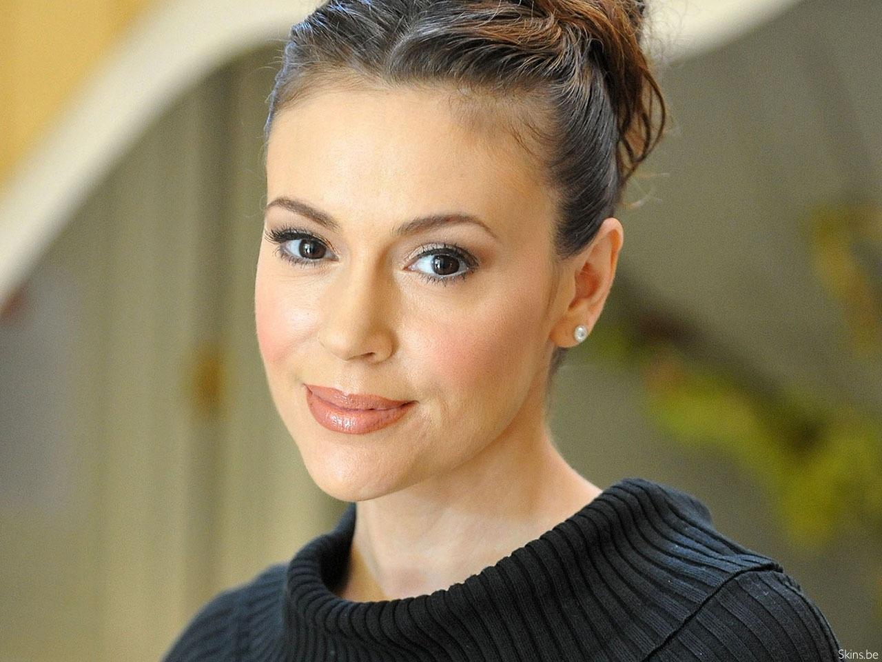 actress milano