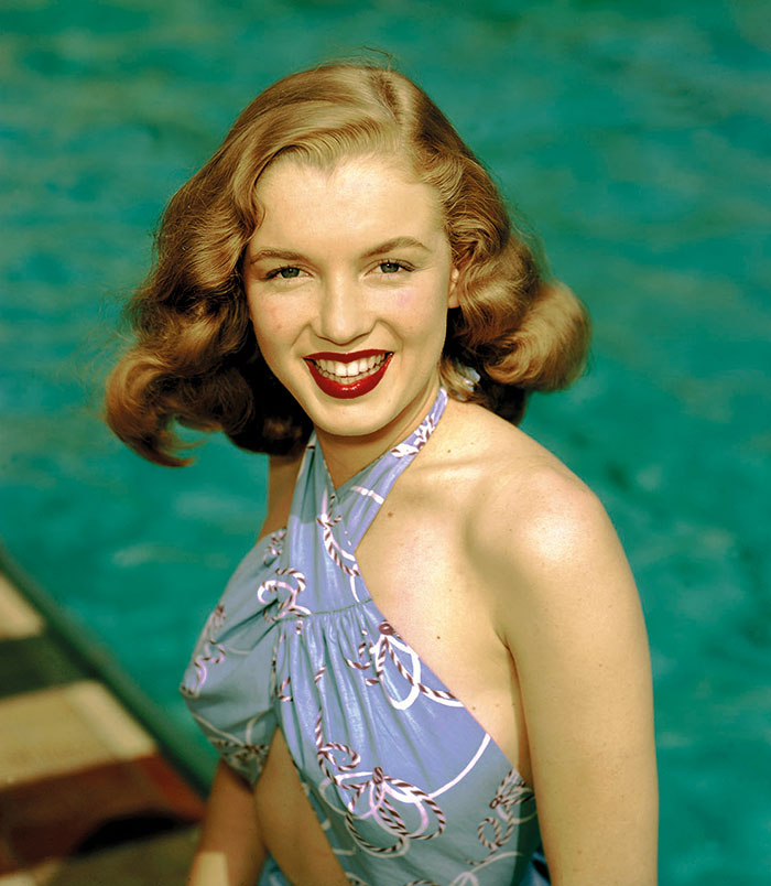 famous pictures of marilyn monroe