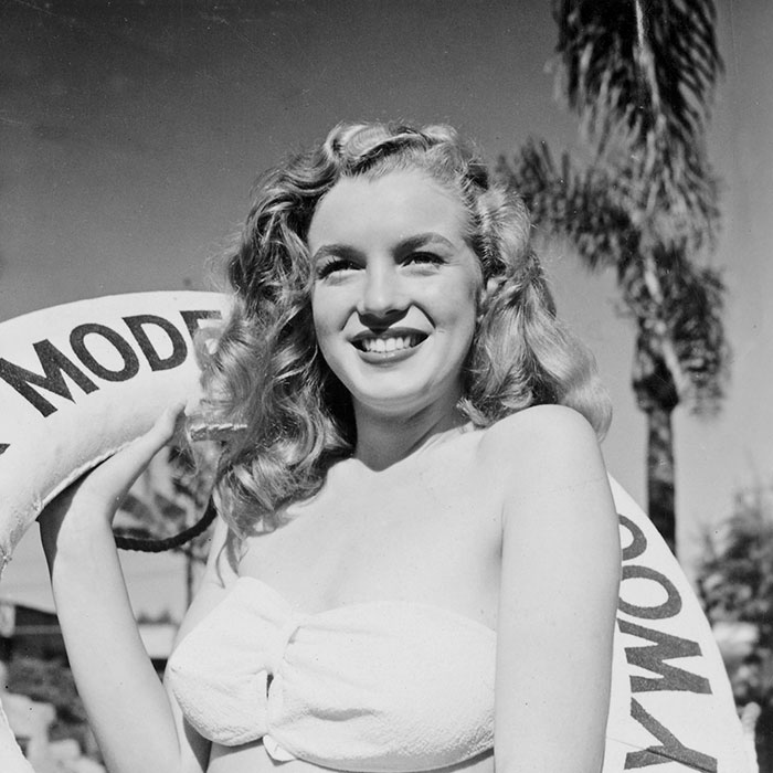 Rare Photos Of Marilyn Monroe Before She Was Famous