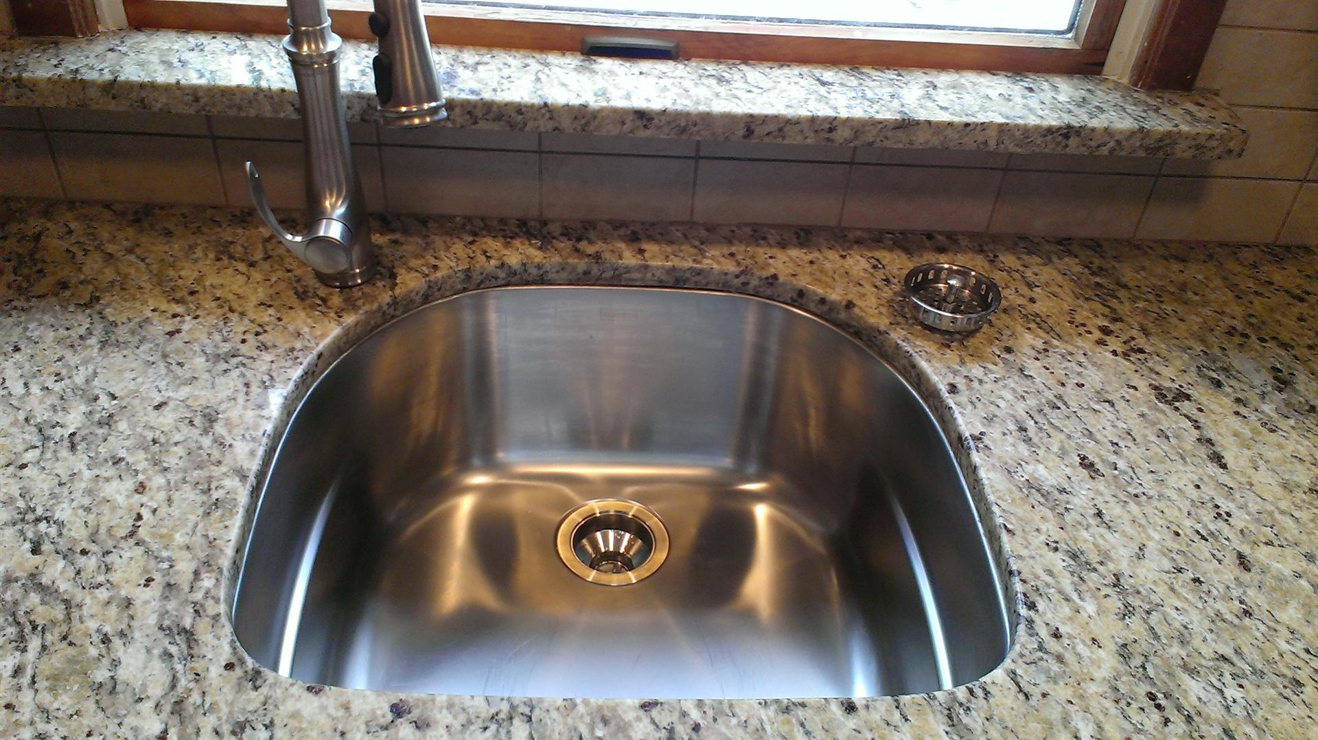 How To Replace Undermount Kitchen Sink