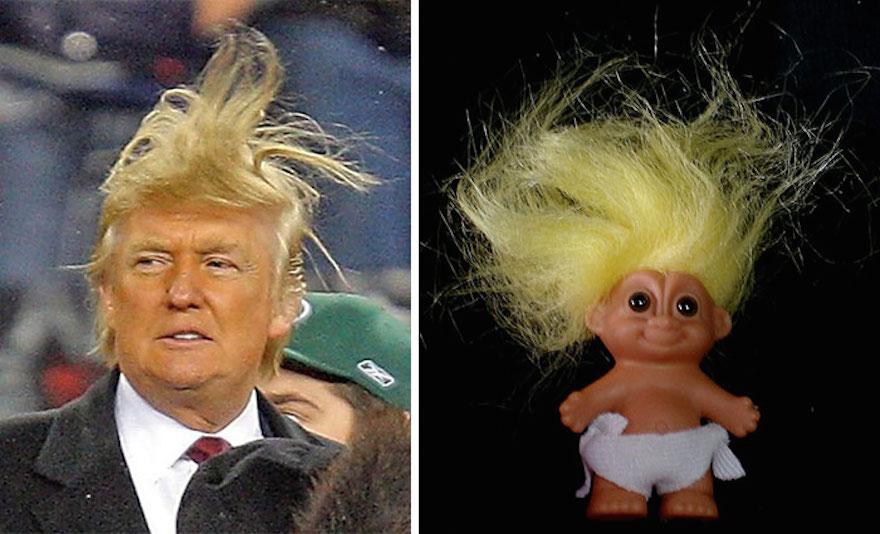 Donald Trump's Twin