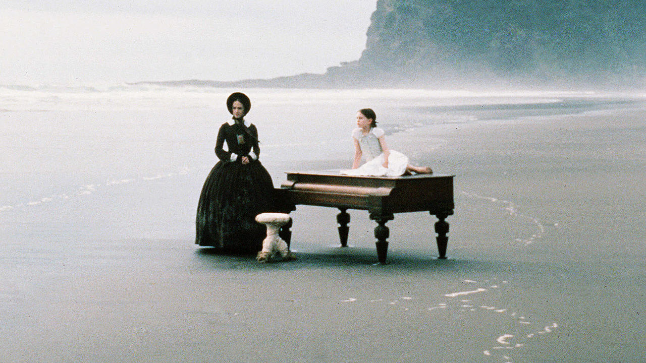 The Piano - Mother's Day Movies