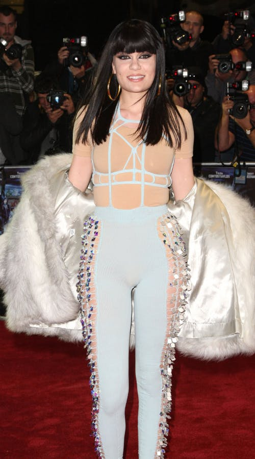 Jessie J - Celebrities Camel Toe