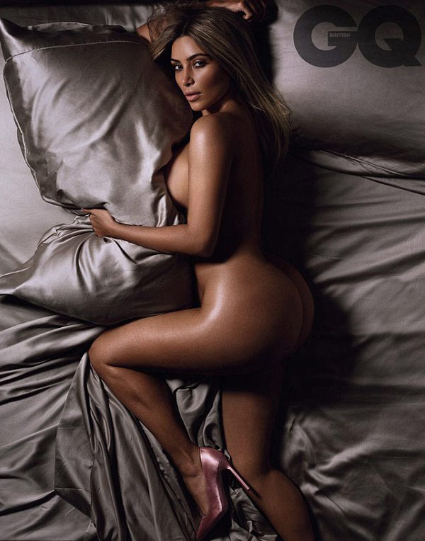 pictures kardashian Naked kim