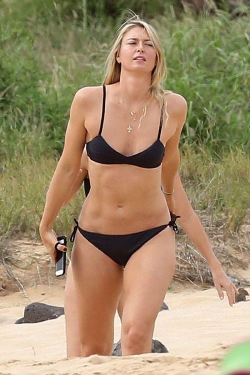 Maria Sharapova Sexy Russian Star Women Tennis Player