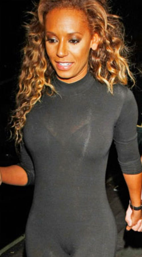 Mel B - Celebrities Camel Toe