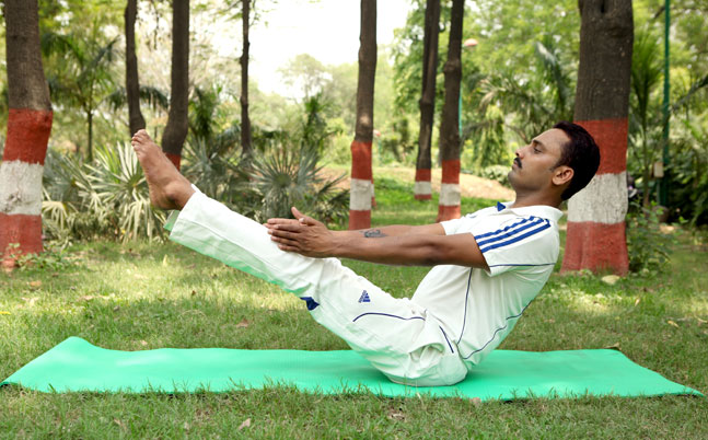 worlds yoga day
