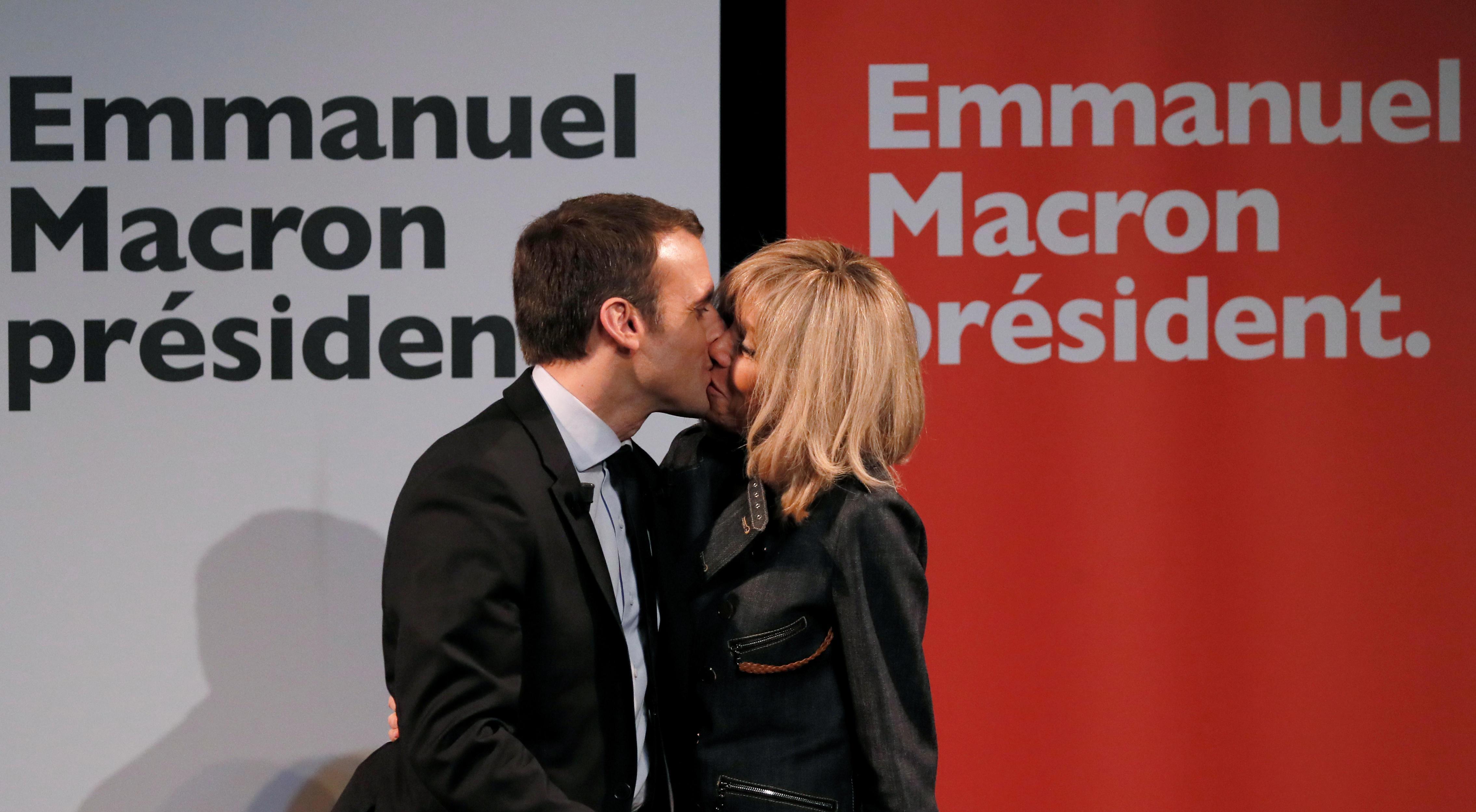 Love Story of Emmanuel Macron-1