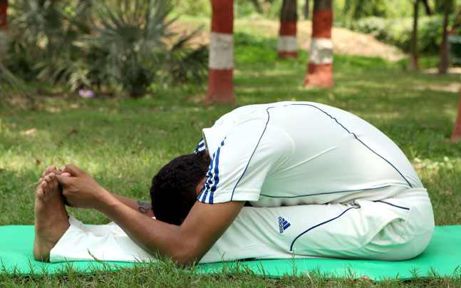 yoga international day