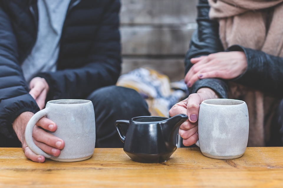 Coffee Can Make You Feel Happier