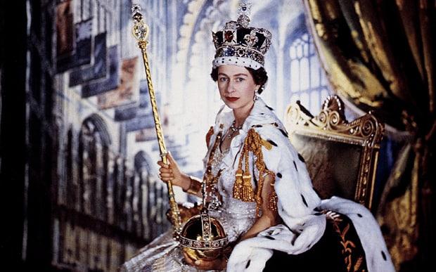 Queen Elizabeth II-V63