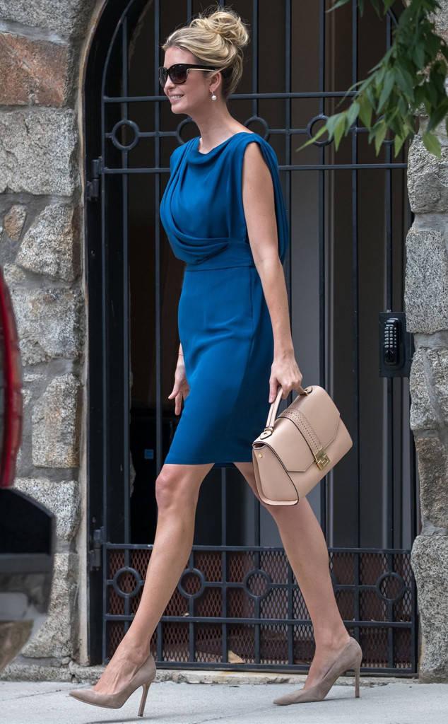 32 Photos Proving Ivanka Trump Is A Fashion Icon