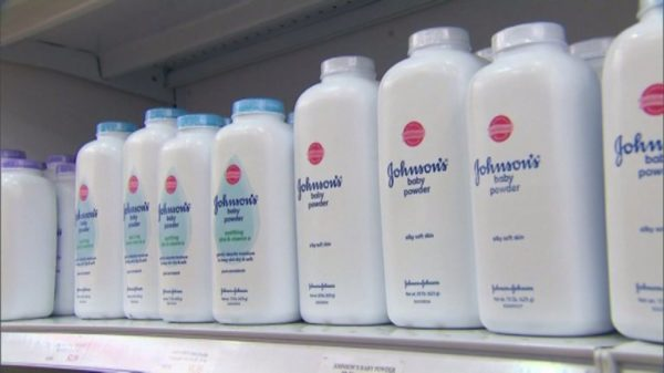 Johnson & Johnson Talcum Powder Causes Cancer