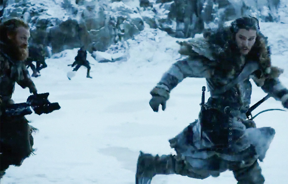 Tv - Game of Thrones Season 7 Trailer