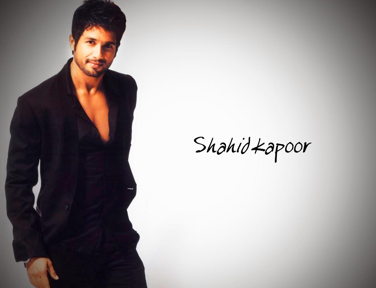 shahid kapoor age
