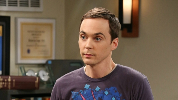 big bang theory sheldon