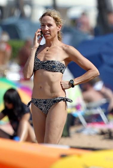 Sheryl,Bikini-Clad Celebs