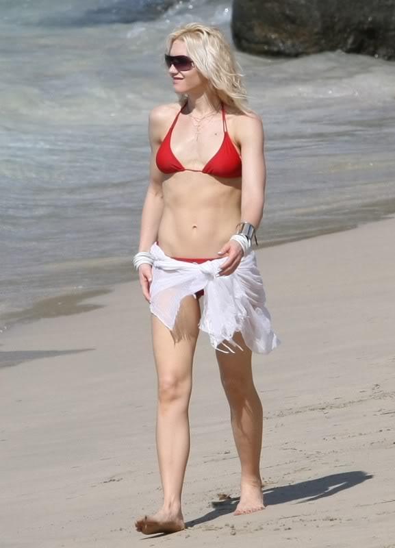 bikini beach body