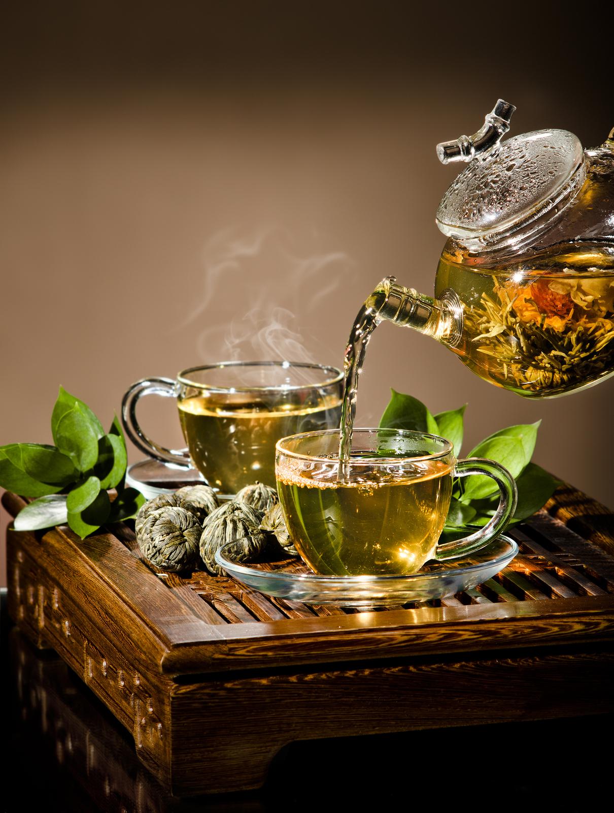 Green tea - Foods To Help You Sleep
