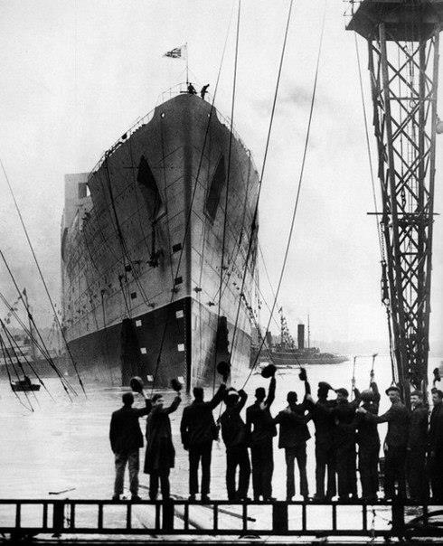 titanic disaster