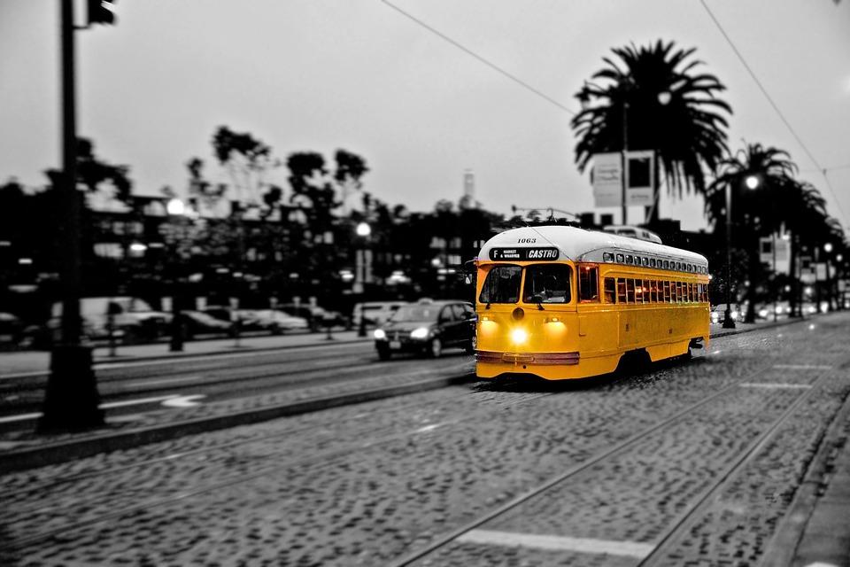 Ride Tram 28