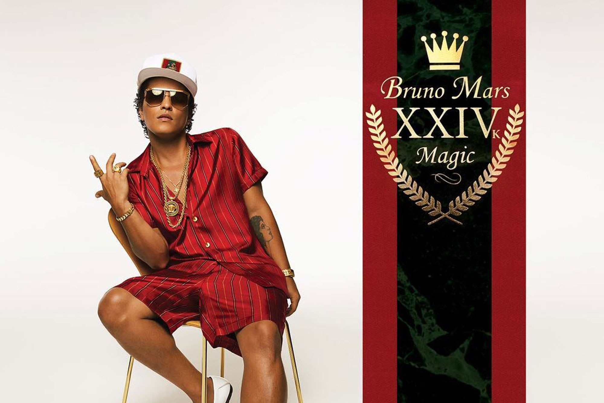 24K Magic — Bruno Mars