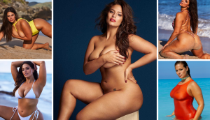 Ashley Graham Flaunts