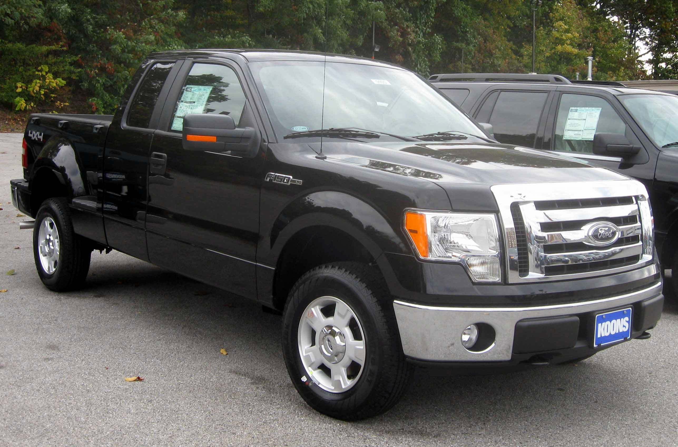 Ford Enlivening Ranger To Encash The Truck Boom -Car11